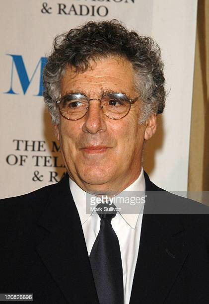 Elliott Gould during The Museum of Television and Radio Annual Los Angeles Gala Arrivals at The Beverly Hills Hotel in Beverly Hills California...
