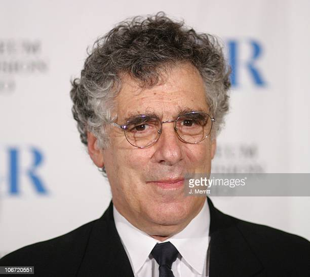 Elliott Gould during The Museum Of Television Radio To Honor CBS News's Dan Rather And Friends Producing Team at The Beverly Hills Hotel in Beverly...