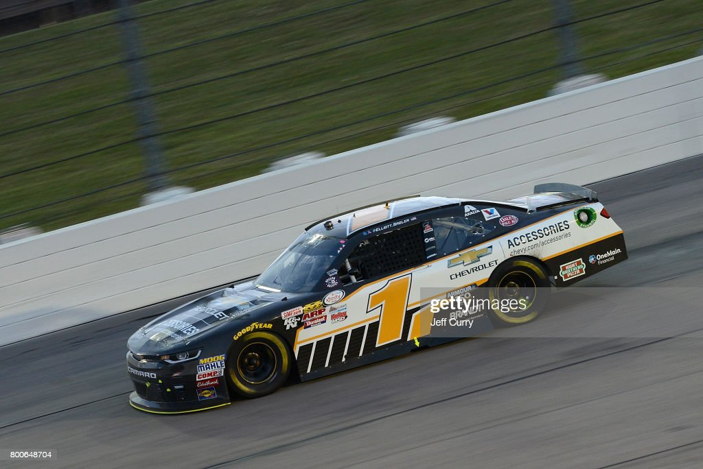 NASCAR XFINITY Series American Ethanol E15 250 presented by Enogen : News Photo