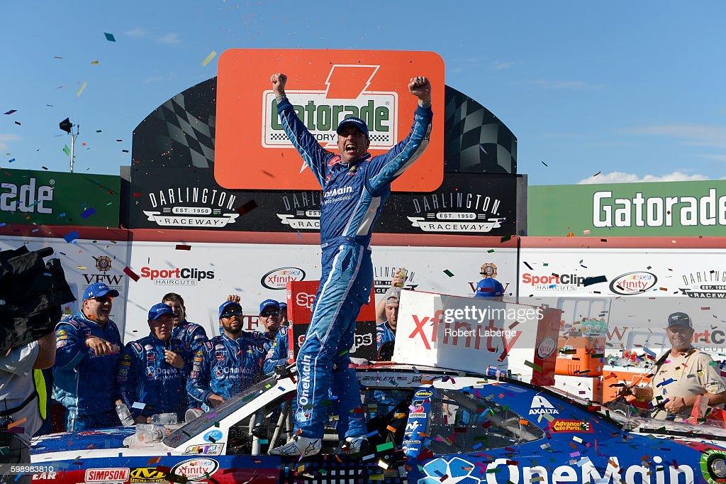NASCAR XFINITY Series VFW Sport Clips Help A Hero 200