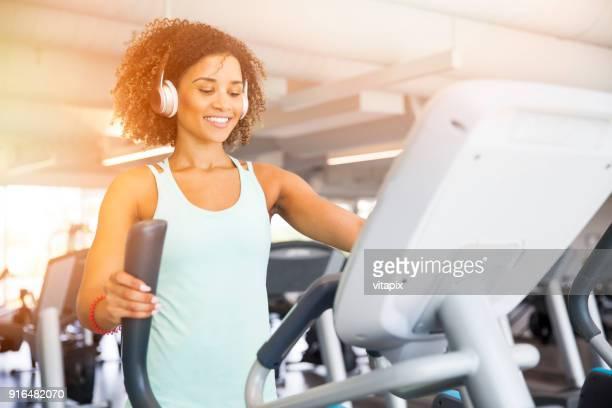 Elliptical Trainer Cardio