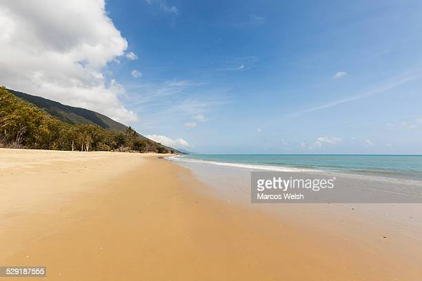 Ellis Beach in Cairns, Queensland, Australia