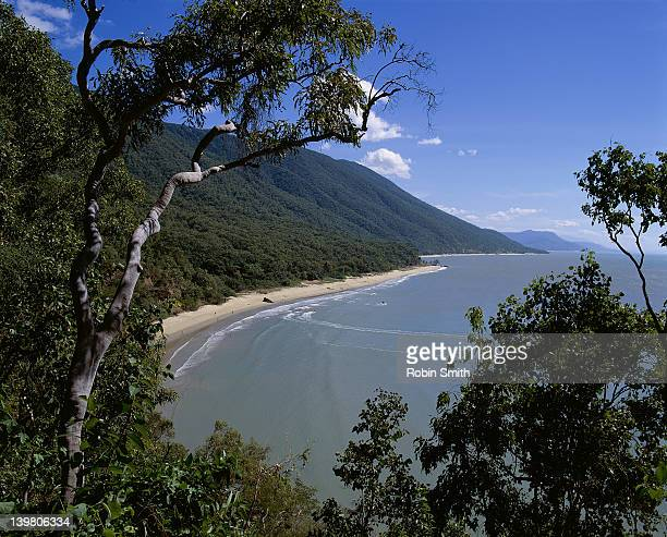 ellis beach north of cairns, queensland - north stock pictures, royalty-free photos & images