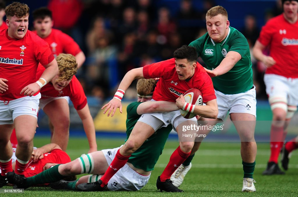 U18 Six Nations Rugby Union Festival : News Photo