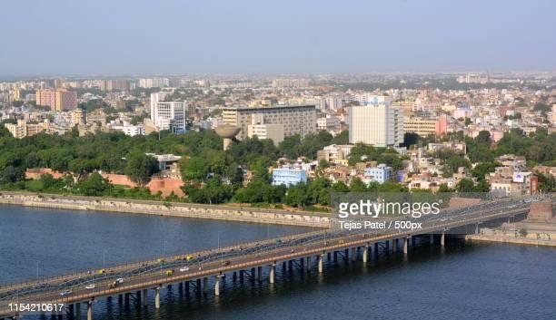 ellis bridge, ahmedabad - ahmedabad stock pictures, royalty-free photos & images