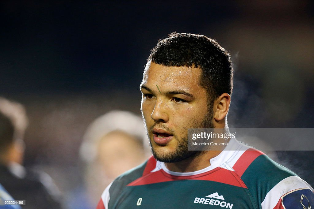 Leicester Tigers v Newport Gwent Dragons  - Anglo-Welsh Cup : News Photo