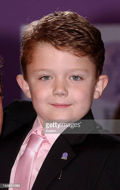 Ellis Hollins attending The British Soap Awards BBC Television Centre London 20th May 2006 Ref 16030