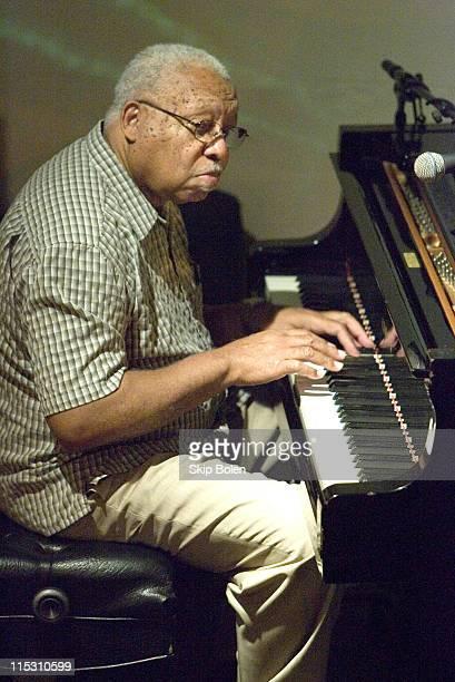 Ellis Marsalis during Jazz Centennial Celebration Presents Satchmo Summerfest 2006 Satchmo Club Strut Day 1 at Frenchmen Street in New Orleans...