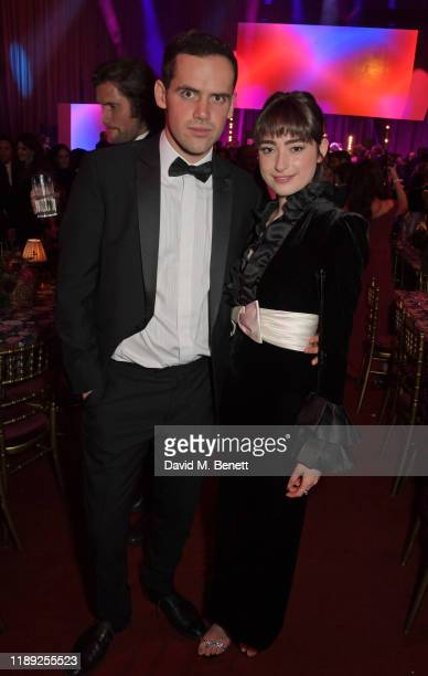 Ellise Chappell attends the after party of the 65th Evening Standard Theatre Awards in association with Michael Kors at the London Coliseum on...