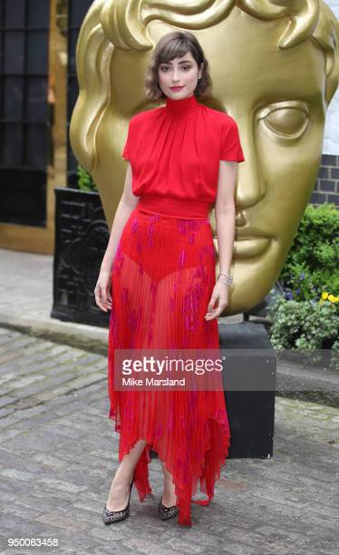 Ellise Chappell attends the BAFTA Television Craft Awards held at The Brewery on April 22 2018 in London England