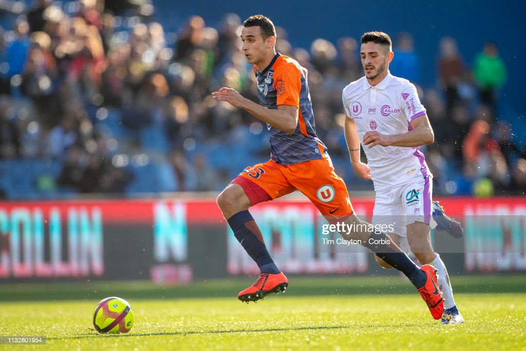 Montpellier Vs Stade de Reims : News Photo