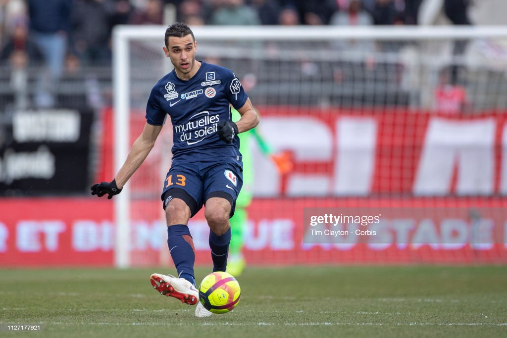 Nimes V Montpellier, French Ligue 1. : News Photo