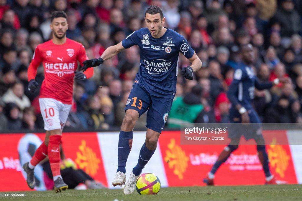 Nimes V Montpellier, French Ligue 1. : Fotografía de noticias