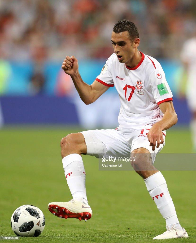 Panama v Tunisia: Group G - 2018 FIFA World Cup Russia : News Photo