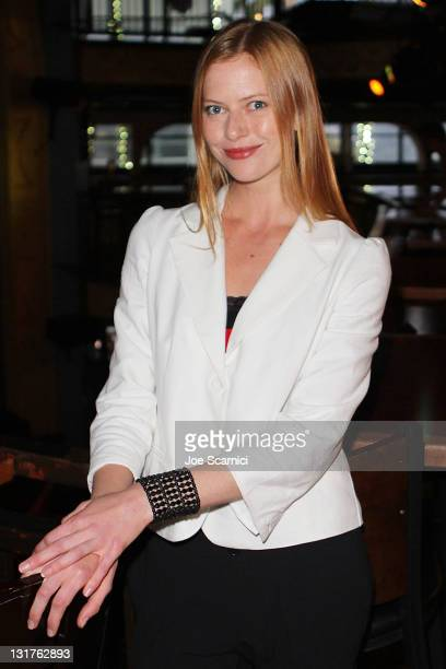 """Ellyn Daniels attends """"A Benefit For RX Laughter"""" presented by Junior Hollywood Radio & Television at Jon Lovitz Comedy Club on July 8, 2010 in..."""