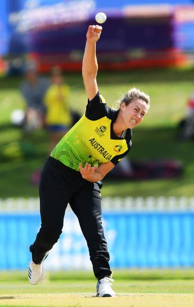 AUS: Australia v South Africa - Warm Up Match: ICC Women's T20 Cricket World Cup