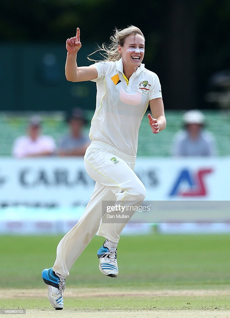 England Women v Australia Women: Women's Ashes Series - Kia Women's Test: Day Four