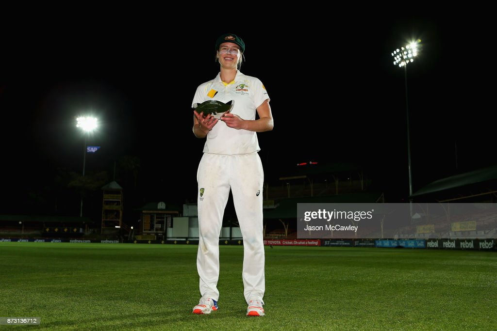 Australia v England - Women's Test Match: Day 4