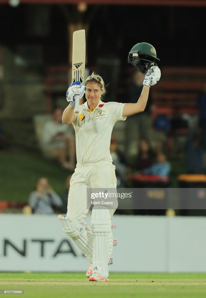 Australia v England - Women's Test Match: Day 3