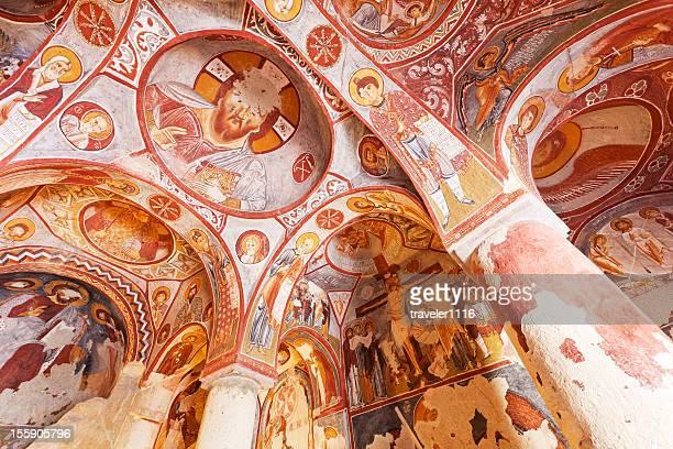 Elmali 教会のインテリア
