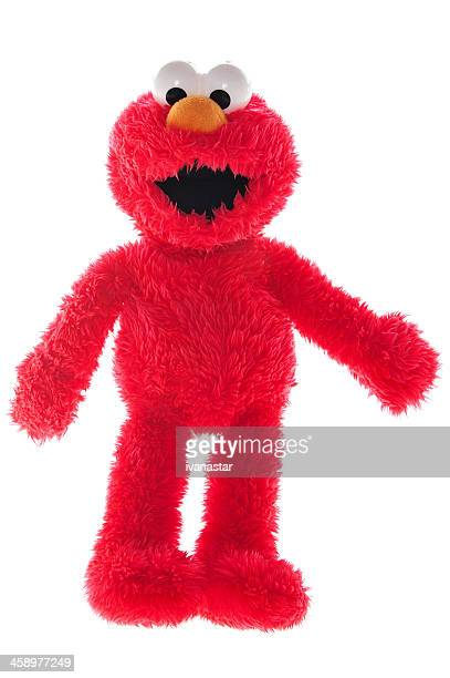 elmo - monster fictional character stock pictures, royalty-free photos & images