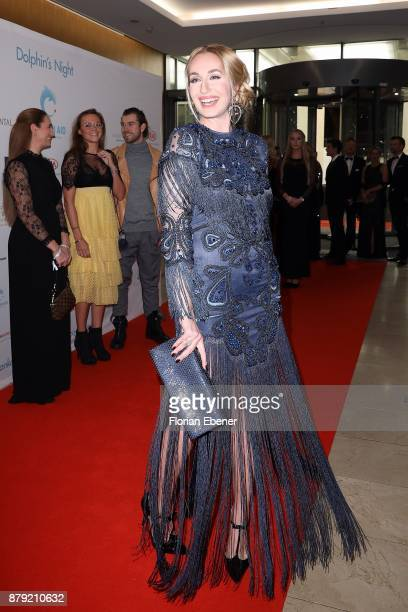 Elna Margret zu Bentheim attends the charity event Dolphin's Night at InterContinental Hotel on November 25 2017 in Duesseldorf Germany