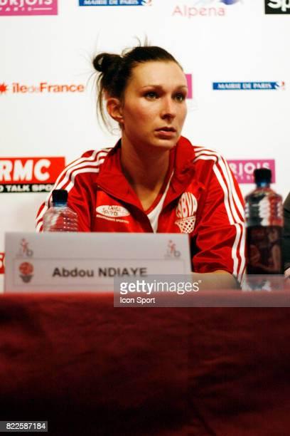 Elodie BERTAL Villeneuve d'Ascq / Armentieres Open LFB Paris Coubertin