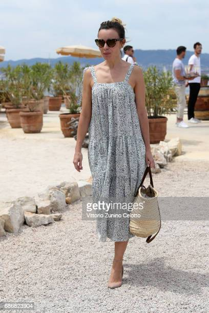 Elodie Bouchez attends Kering Women in motion Lunch with Madame Figaro on May 22 2017 in Cannes France