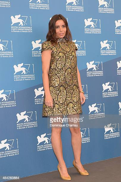 Elodie Bouchez attends 'Reality' Photocall during the 71st Venice Film Festival on August 28 2014 in Venice Italy