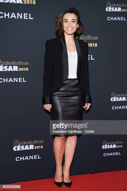 Elodie Bouchez attends the 'Cesar Revelations 2018' Party at Le Petit Palais on January 15 2018 in Paris France
