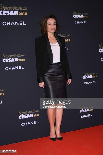 Elodie Bouchez attends the 'Cesar Revelations 2018' Party at Le Petit Palais on January 15 2018 in Paris France