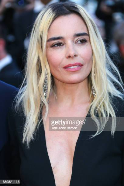 Elodie Bouchez attends the Closing Ceremony during the 70th annual Cannes Film Festival at Palais des Festivals on May 28 2017 in Cannes France