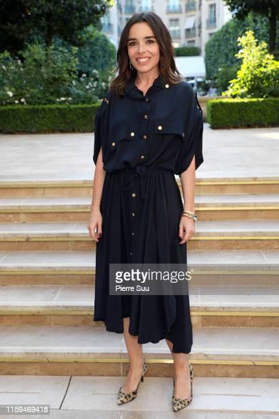 Elodie Bouchez attends the David Yurman Cocktail as part of Paris Fashion Week on July 01 2019 in Paris France