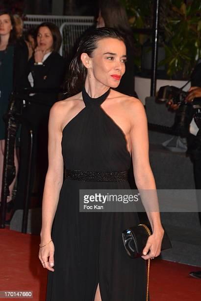 Elodie Bouchez attends the 'La Vie D'Adele Chapitre 1 2 Blue Is The Warmest Color' Premiere The 66th Annual Cannes Film Festival Day 9 at Palais des...