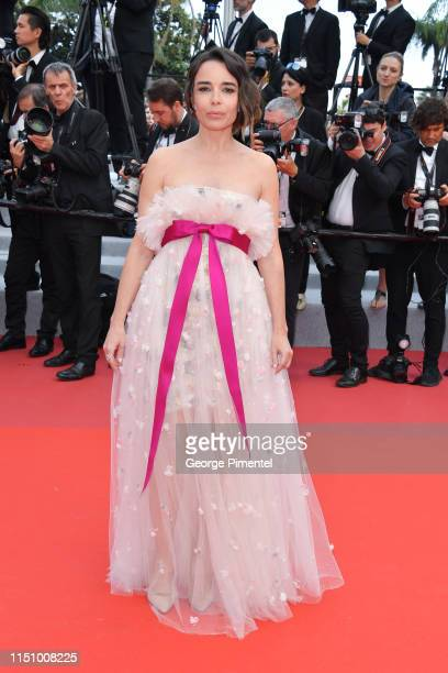 "Elodie Bouchez attends the screening of ""Oh Mercy! "" during the 72nd annual Cannes Film Festival on May 22, 2019 in Cannes, France."
