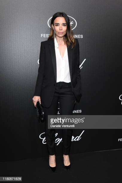 Elodie Bouchez attends the The Chopard Trophy event during the 72nd annual Cannes Film Festival on May 20 2019 in Cannes France