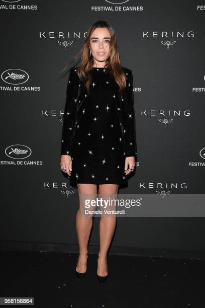 Elodie Bouchez attends the Women in Motion Awards Dinner presented by Kering and the 71th Cannes Film Festival at Place de la Castre on May 13 2018...