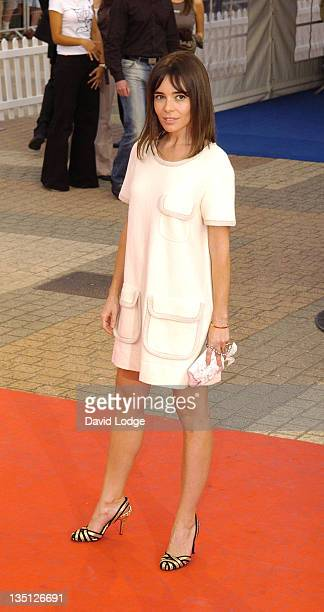 Elodie Bouchez during 32nd Deauville American Film Festival 'The Devil Wears Prada' Premiere at Deauville Film Festival in Deauville France