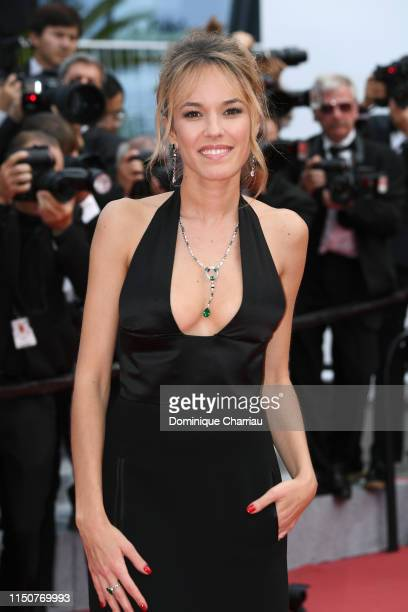 Elodie Fontan attend the screening of Once Upon A Time In Hollywood during the 72nd annual Cannes Film Festival on May 21 2019 in Cannes France