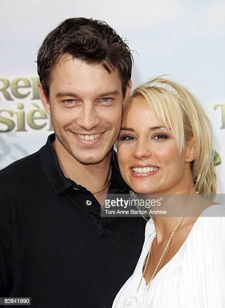 Elodie Gossuin and husband Bertrand Lacherie