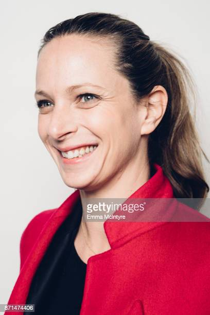Elodie Mailliet for a portrait at 'Techonomy 2017' on November 7 2017 in Half Moon Bay California