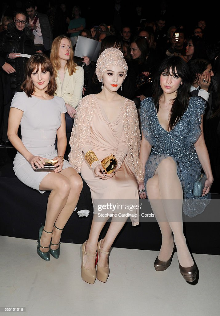 adac3d485a6 France - Elie Saab - Paris Fashion Week Fall Winter 2012   News Photo