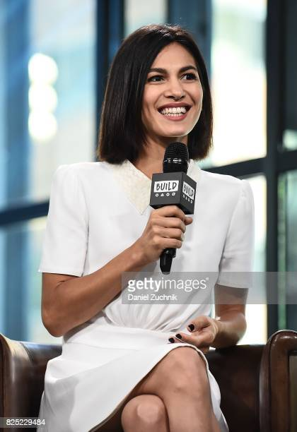 Elodie Yung attends the Build Series to discuss her new projects at Build Studio on August 1 2017 in New York City
