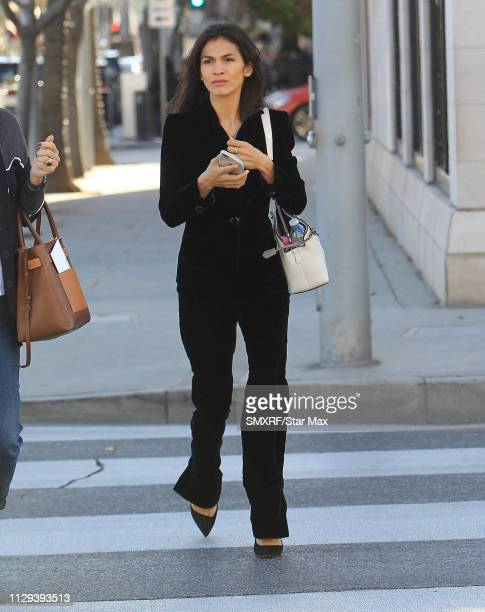 Elodie Yung is seen on March 8, 2019 in Los Angeles, California.