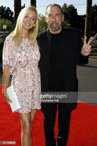 Eloise DeJoria and John Paul DeJoria during CineVegas Film Festival Opening Night Screening of Ocean's Thirteen Premierecom Arrivals at Palms Casino...
