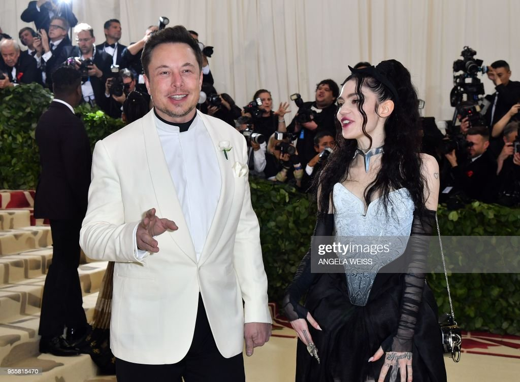 US-ENTERTAINMENT-FASHION-METGALA : News Photo