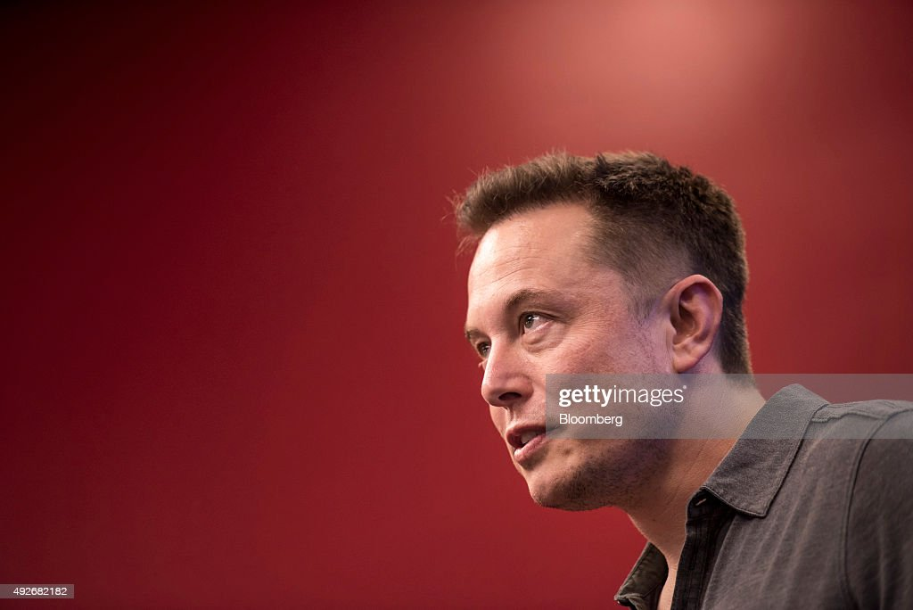Tesla Introduces Self-Driving Features With Software Upgrade : News Photo