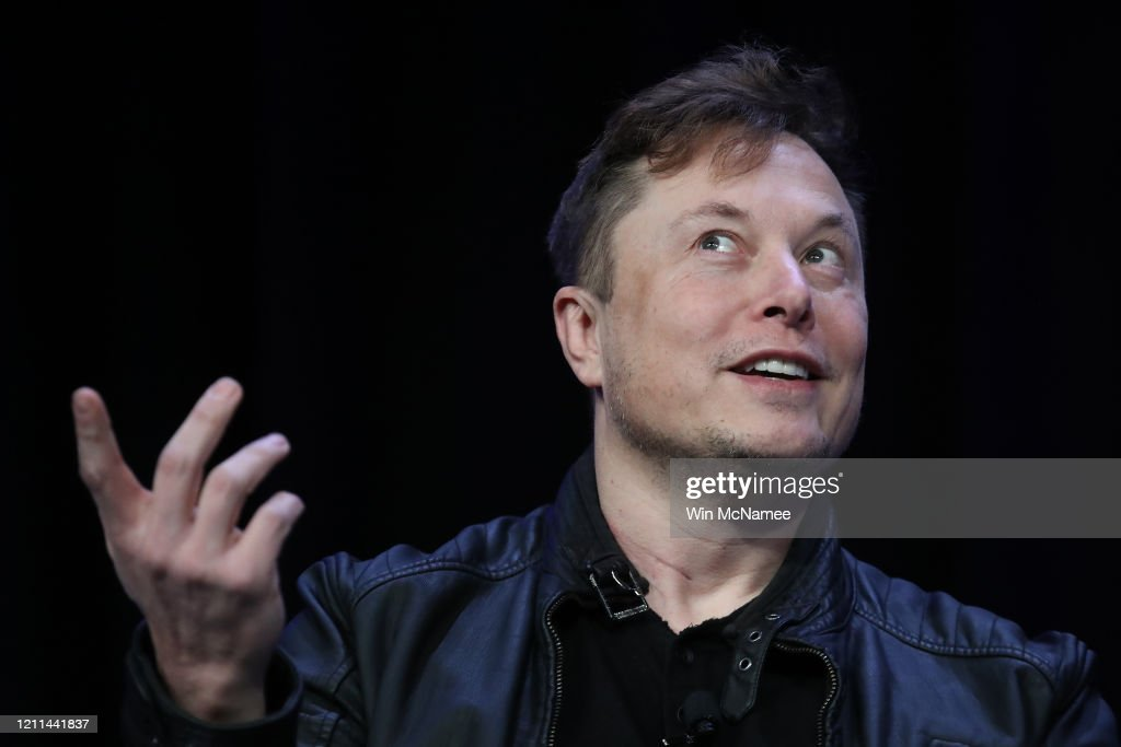 Elon Musk Speaks At Satellite Conference In Washington, DC : News Photo