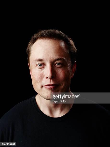 Elon Musk is photographed for Bloomberg Businessweek on September 10 2012 in Hawthorne California