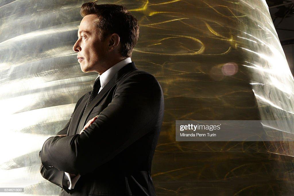 Elon Musk, Elle China, 2013
